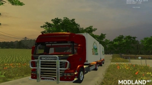 Scania R730 with cooling structure v 1.7 [MP], 18 photo
