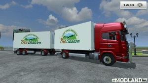 Scania R730 with cooling structure v 1.7 [MP], 2 photo