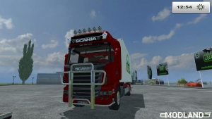 Scania R730 with cooling structure v 1.7 [MP], 3 photo