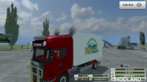 Scania R730 with cooling structure v 1.7 [MP], 4 photo