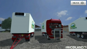 Scania R730 with cooling structure v 1.7 [MP], 5 photo
