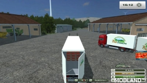 Scania R730 with cooling structure v 1.7 [MP], 9 photo
