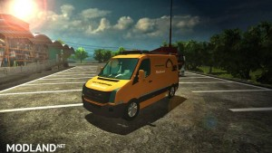 VW Crafter Emergency v0.9 Beta
