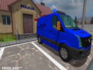 VW Crafter Emergency v0.9 Beta, 5 photo