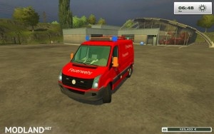 VW Crafter Emergency v0.9 Beta, 8 photo