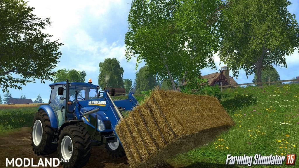 Farming Simulator 2015 Demo Fs 15