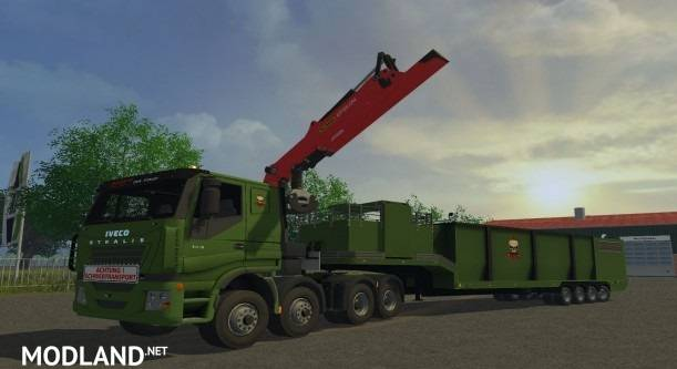 The Beast Heavy Duty Wood Chippers v 1.2 mod for Farming ...