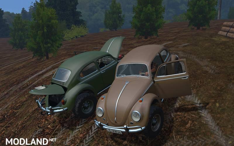 Volkswagen Thornton Road >> 1966 VW Off Road Buggy v 1.2 mod for Farming Simulator ...