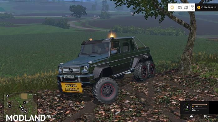 Mods Fs  Mercedes A Amg
