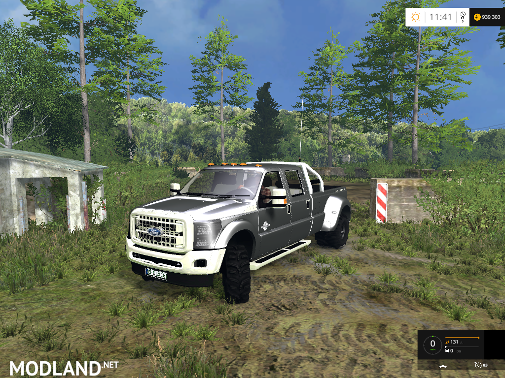 ford f450 off road v 1 2 mod for farming simulator 2015 15 fs ls 2015 mod. Black Bedroom Furniture Sets. Home Design Ideas
