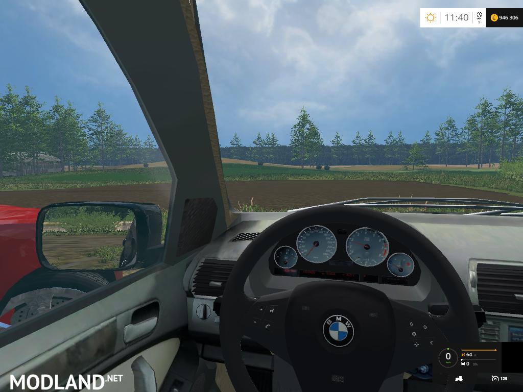Bmw x5 2004 model v1 0 mod for farming simulator 2015 15 for Car paint simulator