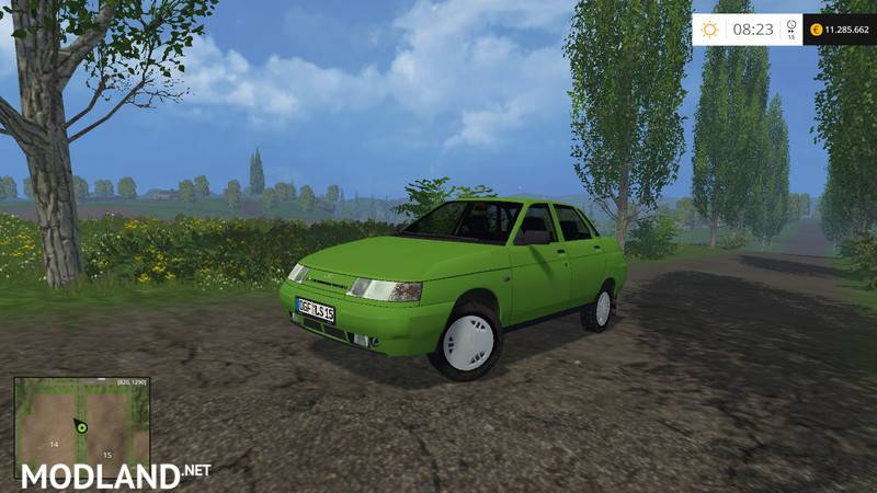 LADA 110 2.0 INNOVATION v 1.0 Lada-110-2.0-innovation-v-1.0_ModLandNet-9