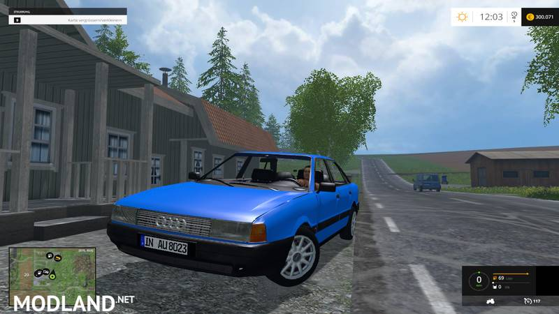 Audi 80 B3 5 cylinder conversion