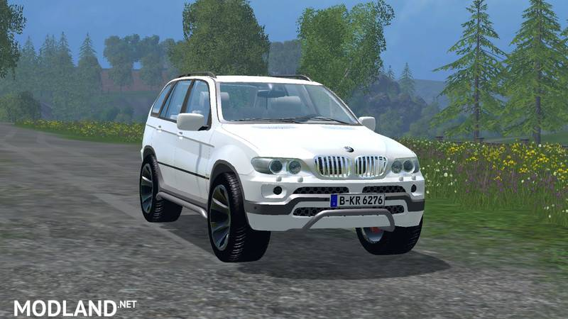 BMW X5 48 IS