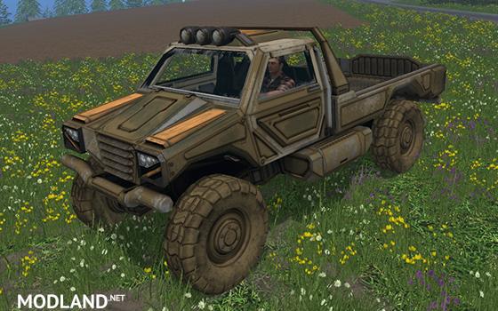 Gekko Utility Vehicle