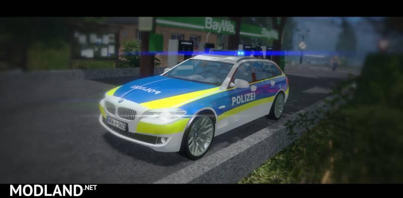 Police Car v 1.0 by b3nny