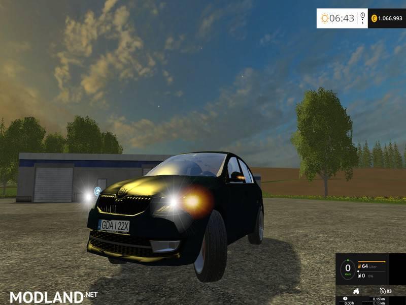 SKODA Octavia 1.8 TSi