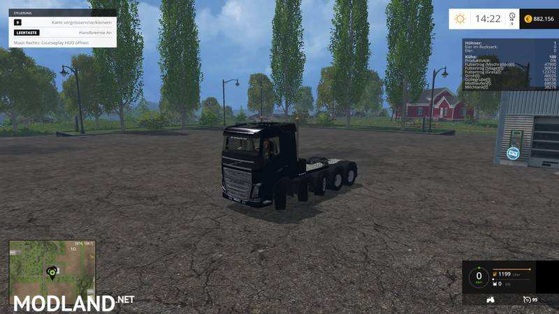 Volvo 10x10