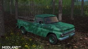 1966 Custom Chevy 4x4 v 1.1, 12 photo