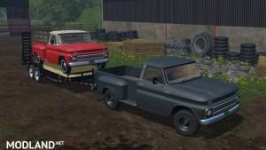 1966 Custom Chevy 4x4 v 1.1, 4 photo