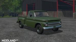 1966 Custom Chevy 4x4 v 1.1, 1 photo
