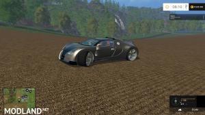 Bugatti Veyron Mod v 2.0, 1 photo