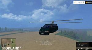 Das Fliegende Auto, 1 photo