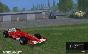 FERRARI F248 RACE CAR V1 FS 2015