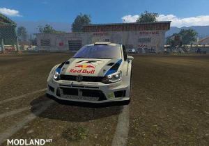 VW POLO WRC RED BULL V1 FS 15