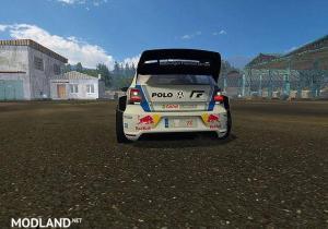 VW POLO WRC RED BULL V1 FS 15, 2 photo
