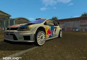 VW POLO WRC RED BULL V1 FS 15, 3 photo