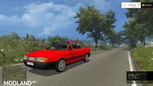 Audi 80 B3 1.8 S v 1.0 Last Edition, 1 photo