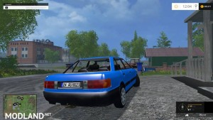 Audi 80 B3 5 cylinder conversion v 1.0 , 2 photo