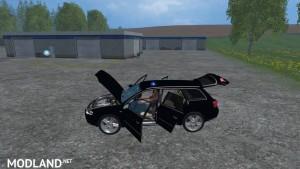 Audi A4 Belgium Police Car v 1.0 , 10 photo