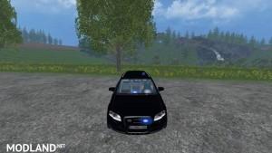 Audi A4 Belgium Police Car v 1.0 , 2 photo