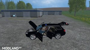 Audi A4 Belgium Police Car v 1.1 , 10 photo