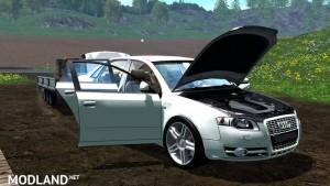Audi A4 Quattro v 1.2, 1 photo