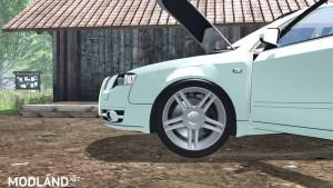 Audi A4 Quattro v 1.2, 16 photo