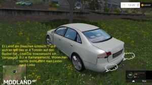 Audi A4 Quattro v 1.2, 27 photo