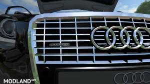 Audi A4 Quattro v 1.2, 3 photo