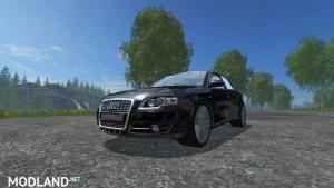 Audi A4 Quattro v 1.2, 5 photo