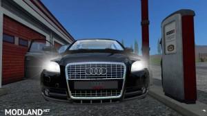 Audi A4 Quattro v 1.2, 12 photo