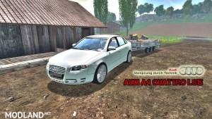 Audi A4 Quattro v 2.0, 19 photo