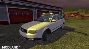 Audi A4 v 1.0, 1 photo