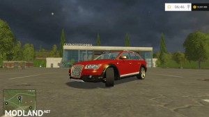 Audi A6 Allroad Quattro v 1.0 , 10 photo