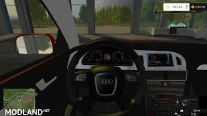 Audi A6 Allroad Quattro v 1.0 , 4 photo