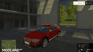 Audi A6 Allroad Quattro v 1.0 , 5 photo