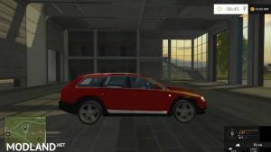 Audi A6 Allroad Quattro v 1.0 , 6 photo