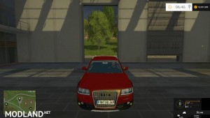 Audi A6 Allroad Quattro v 1.0 , 7 photo