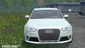 Audi Allroad v 1.1, 17 photo